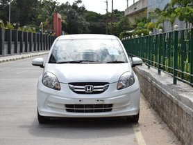 Used Honda Amaze  S i-Vtech MT car at low price