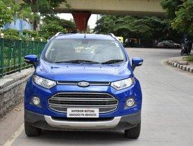 2016 Ford EcoSport 1.5 Diesel Titanium Plus MT for sale at low price