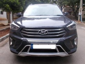 Hyundai Creta  1.6 CRDi SX Option MT 2018 for sale