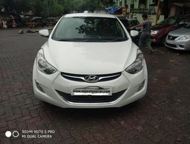 Used Hyundai Elantra  SX AT car at low price