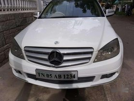 Mercedes-Benz C-Class 220 CDI AT, 2008, Diesel for sale