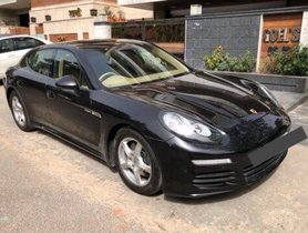 Used Porsche Panamera Diesel AT 2014 for sale