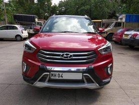 2016 Hyundai Creta AT for sale