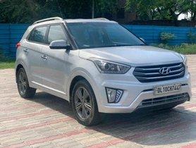 2017 Hyundai Creta AT for sale