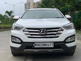 Hyundai Santa Fe 4WD AT 2014 for sale