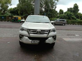 Toyota Fortuner 4x4 AT 2017 for sale