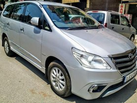 Used Toyota Innova MT 2004-2011 car at low price