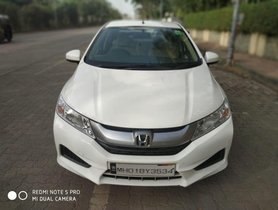 Honda City 1.5 S MT 2015 for sale