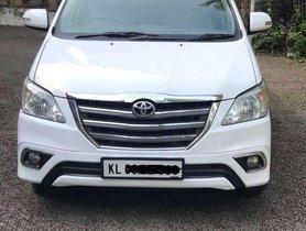 Toyota Innova 2.0 VX 7 STR BS-IV, 2014, Diesel MT for sale