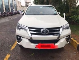 2017 Toyota Fortuner MT for sale at low price