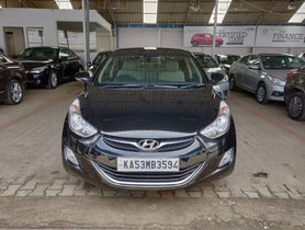 2014 Hyundai Elantra SX MT for sale