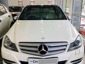 Used Mercedes Benz C-Class 220 2012 AT for sale