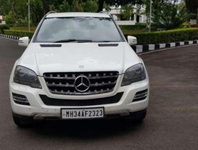 Mercedes-Benz Ml Class, 2012, Diesel AT for sale