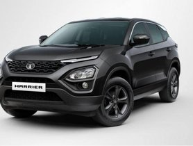 Tata Harrier Dark Edition Details Leaked Ahead of Launch