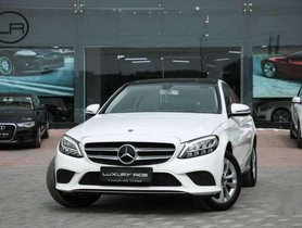 Used Mercedes Benz C-Class AT for sale at low price