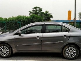 Used Maruti Suzuki Ciaz MT car at low price