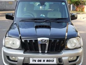 Used Mahindra Scorpio VLX AT for sale at low price