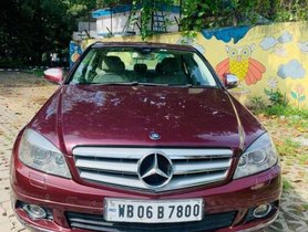 Used Mercedes Benz C-Class 200 K AT 2009 for sale