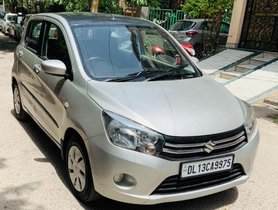 Used Maruti Suzuki Celerio VXI AT car at low price