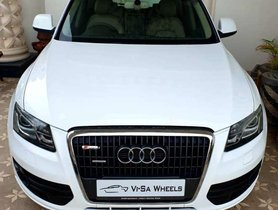 Used Audi Q5 AT for sale at low price