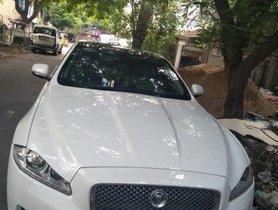 2012 Jaguar XJ AT for sale at low price