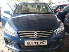 Used Maruti Suzuki Ciaz Alpha MT for sale at low price