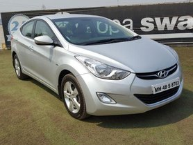 Hyundai Elantra 2012-2015 CRDi SX AT for sale