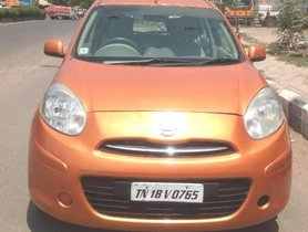 Nissan Micra XV Diesel, 2012, AT for sale