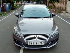 Maruti Suzuki Ciaz ZDi SHVS, 2016, Diesel MT for sale