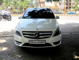 Mercedes-Benz B-Class B 180 Sport, 2014, Petrol AT for sale