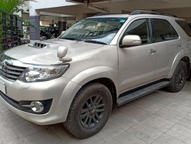 Used 2015 Toyota Fortuner 4x4 AT for sale