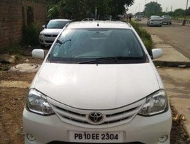 Used Toyota Etios Liva MT car at low price