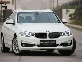 Used BMW 3 Series GT Luxury Line AT for sale at low price