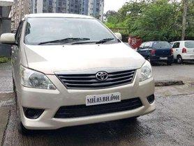 Toyota Innova 2.5 G4 8 STR, 2012, Diesel MT for sale
