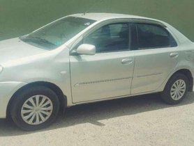 Toyota Etios 2012 GD MT for sale
