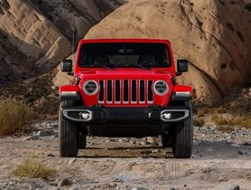 First Fourth-gen Jeep Wrangler Delivered in India