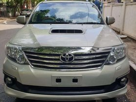 Toyota Fortuner 3.0 4x2 AT, 2014, Diesel for sale
