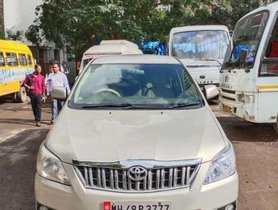 Toyota Innova 2.5 G4 8 STR, 2013, Diesel MT for sale