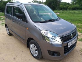 Used Maruti Suzuki Wagon R LXI MT 2015 for sale