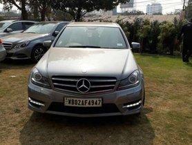 Mercedes Benz C-Class 2013 C220 CDI Avantgarde AT for sale