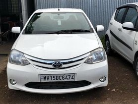 2011 Toyota Etios GD MT for sale