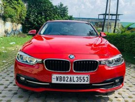2017 BMW 3 Series 320d Sport Line AT for sale at low price