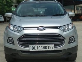 Used Ford EcoSport MT car at low price