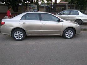2010 Toyota Corolla Altis Diesel D4DG MT for sale