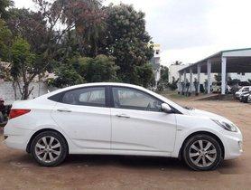 Hyundai Verna 1.6 SX VTVT MT 2011 for sale