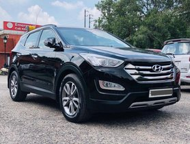 Used 2014 Hyundai Santa Fe 4WD AT for sale