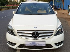 Used 2014 Mercedes Benz B Class B180 AT for sale
