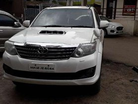 2012 Toyota Fortuner 4x2 AT for sale at low price