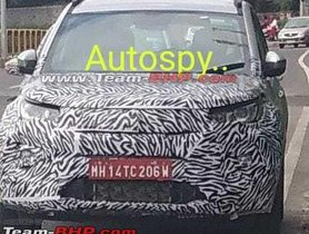 2020 Tata Nexon EV Spied During Testing