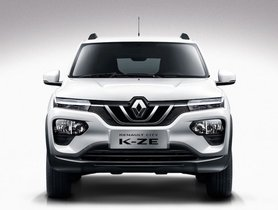 Renault Kwid Facelift Slated For Launch Next Month